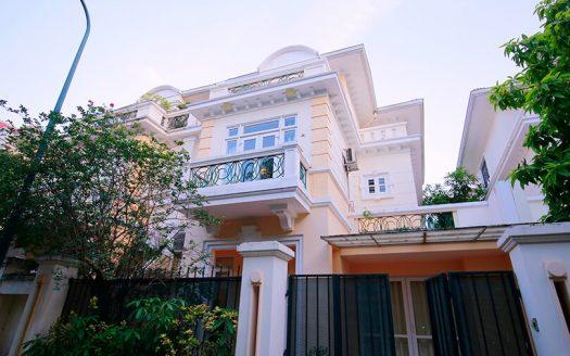 rental villa ciputra hanoi 4 bedroom