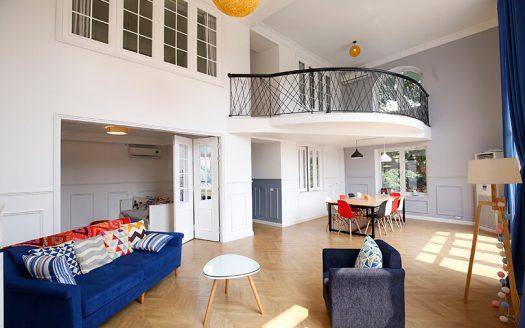 Duplex meublé à louer près du lycée français de Hanoi Long Bien