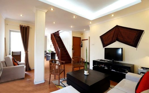 Hanoi Appartement 3 chambres à louer à côté de l'Ambassade de France