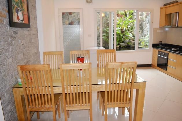 Hanoi Maison meublée moderne en location quartier Tay Ho