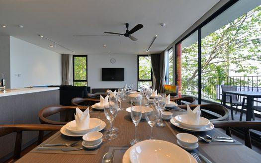 Hanoi appartement 4 chambres à louer quartier Tay Ho