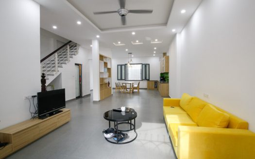 Maison meublée à louer près du LFAY Hanoi quartier Long Bien