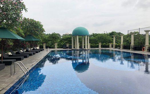 Ciputra P2 swimming pool