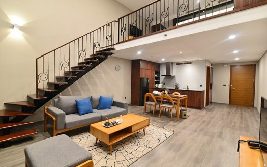 Brand new apartment in Pentstudio for rent, best view