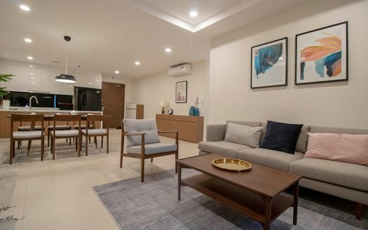 Hot deal: Unique style 2 bedroom apartment at Kosmo Tay Ho