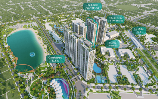 Imperia Smart City - For Sale Hanoi
