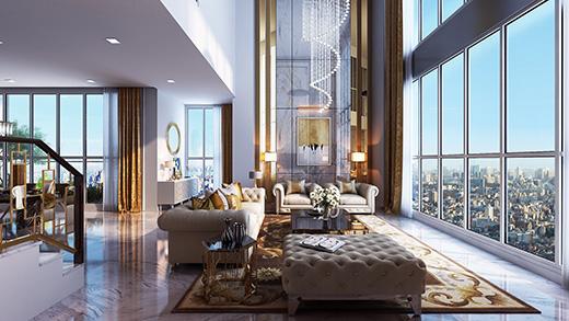 Metropolis apartment, vietlonghousing1