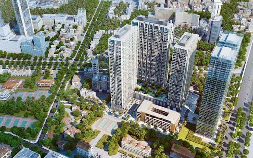 Mepopolis Apartment 29 Lieu Giai Hanoi