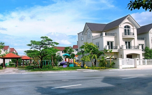 Vinhomesriverside villa Hanoi, Vincome village Long Bien