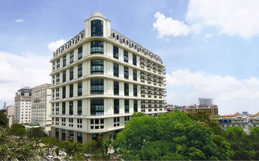 Pacific place building apartment for rent