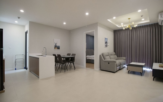 Lake view modern 2 bedroom apartment for rent in Kosmo