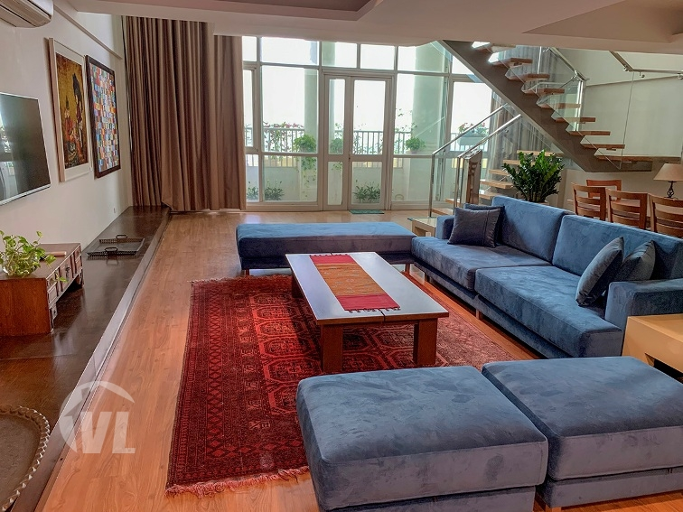 333 Ciputra penthouse for rent