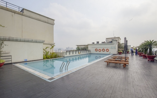 3 bedrooms furnished apartment to lease in Pacific Place Hanoi