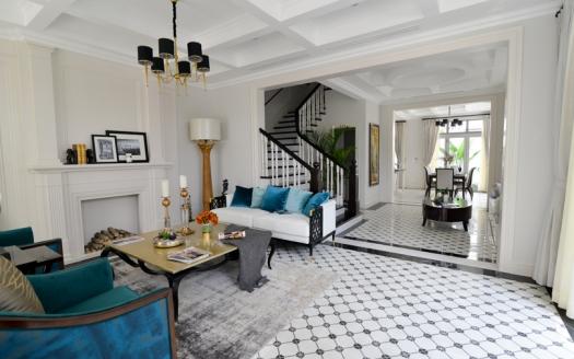 BRAND-NEW villa Vinhomes Harmony for lease