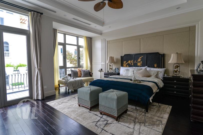333 BRAND-NEW villa Vinhomes Harmony for lease