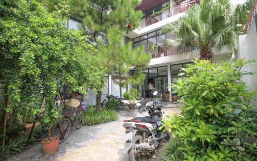 Hanoi modern house to rent next to French International School Long Bien
