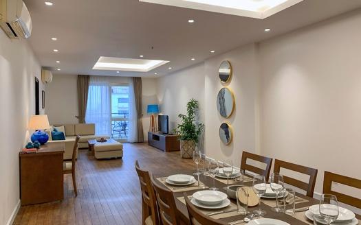 beautiful modern 3 bedroom serviced apartment Hoan Kiem