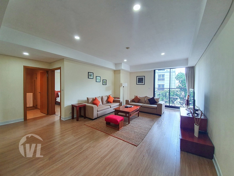 333 Large 2 beds serviced apartment to rent in Hoan Kiem Pacific Place