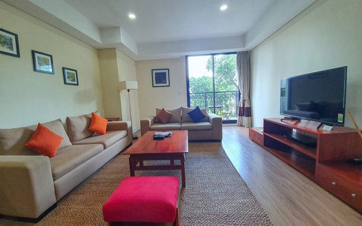 Large 2 beds serviced apartment to rent in Hoan Kiem Pacific Place