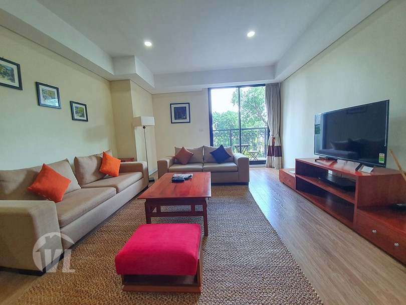 222 Large 2 beds serviced apartment to rent in Hoan Kiem Pacific Place