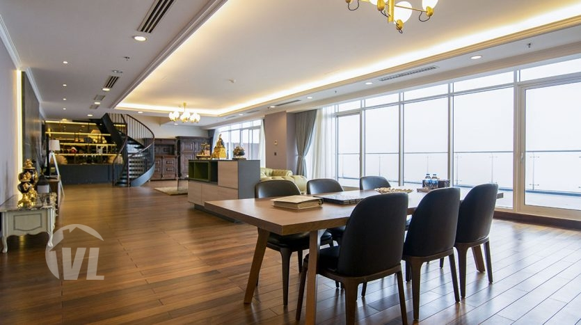 Luxurious penthouse Lancaster Ba Dinh with stunning view