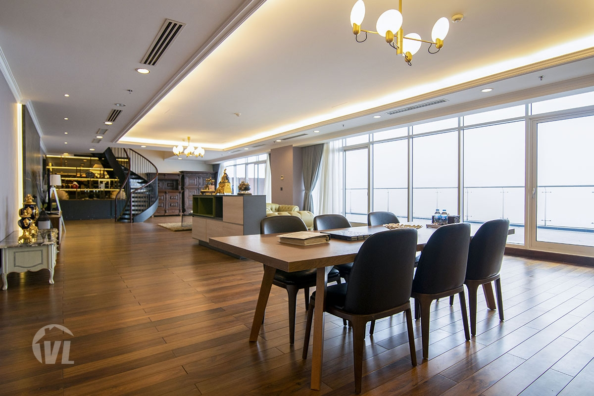 222 Luxurious penthouse Lancaster Ba Dinh with stunning view