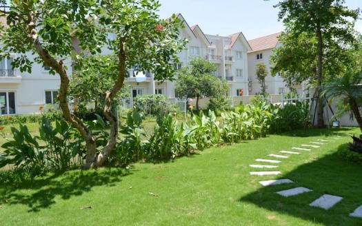 Marvellous Vinhomes Riverside garden house to rent in Hanoi