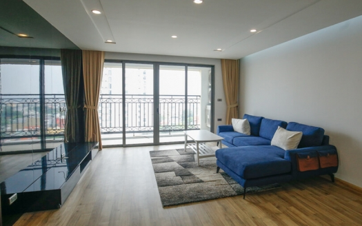 Spacious, corner 3 bedroom apartment in D le Roi Soleil Tay Ho