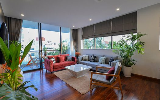 Tay Ho West Lake apartment rent