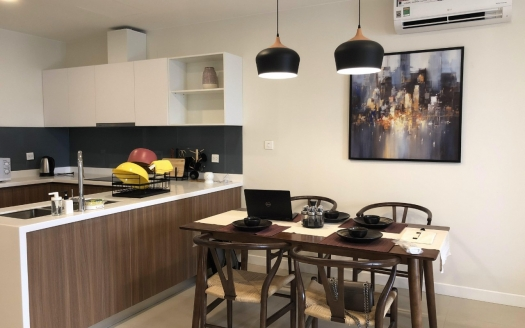 Kosmo 2 bedroom furnished apartment, modern and bright, nice view