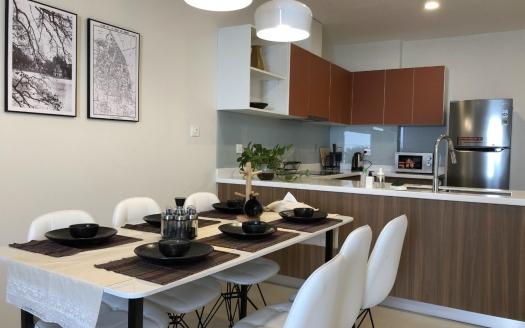 High floor two bedroom apartment in Kosmo Tay Ho