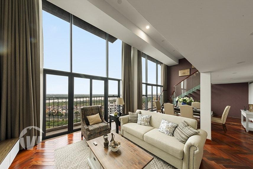222 beautiful 3 bedroom apartment for rent in Pentstudio