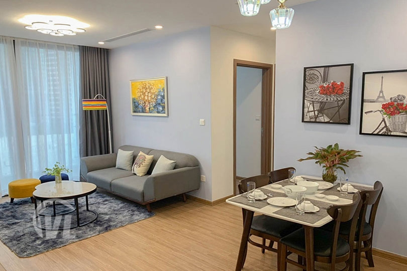 222 two bedroom apartment