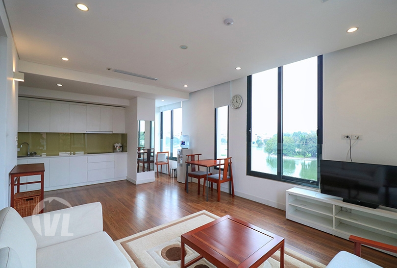 222 lake view one bedroom