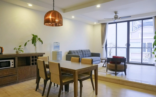 2 bedrooms apartment in Hai Ba Trung with Japanese style