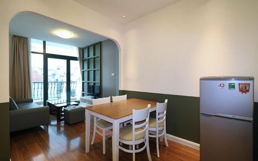 Truc Bach apartment