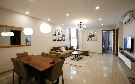 Modern Ciputra apartment