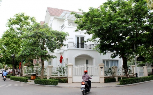Vinhomes Riverside villa Hanoi, Vinhomes the Hamorny rentals