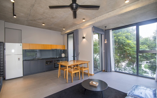 Apartment in Ho Ba Mau with 2 bedrooms, lake view