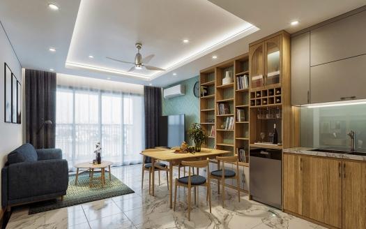 Beautiful 2 bedroom apartment in Dle Roi Soleil Xuan Dieu