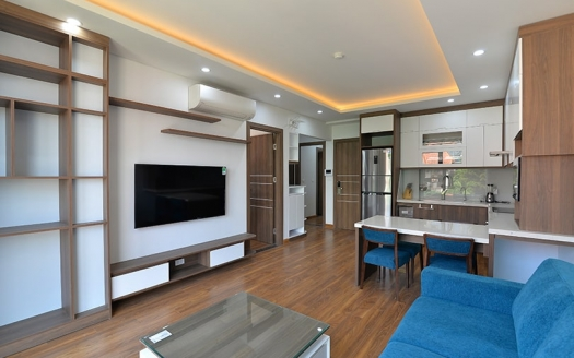 Brand new 2 bedrooms apartment in Tay Ho street