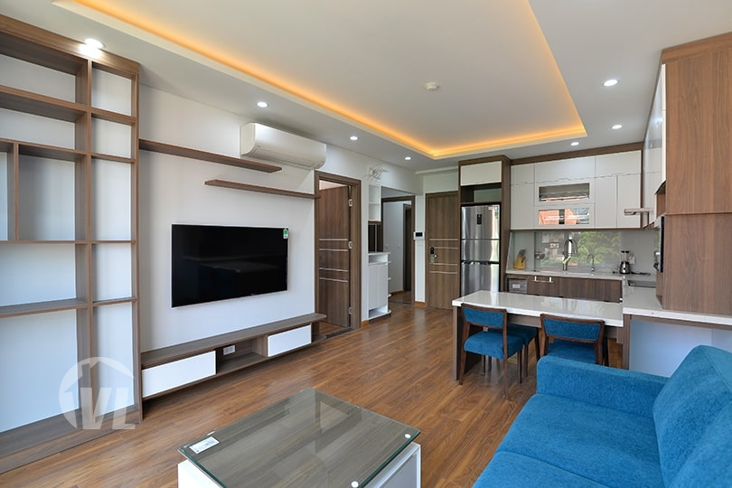 222 Brand new 2 bedrooms apartment in Tay Ho street
