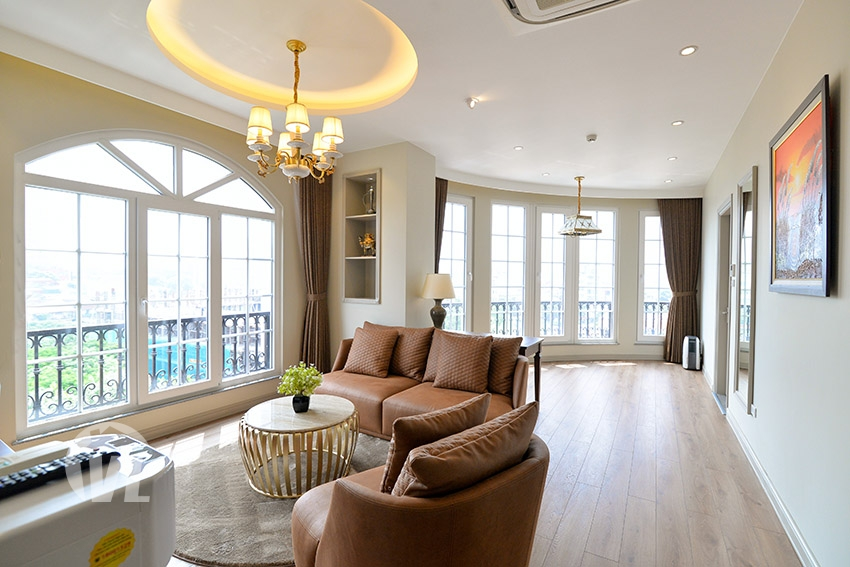 222 Brand new and modern 2 bedrooms apartment in Hai Ba Trung district
