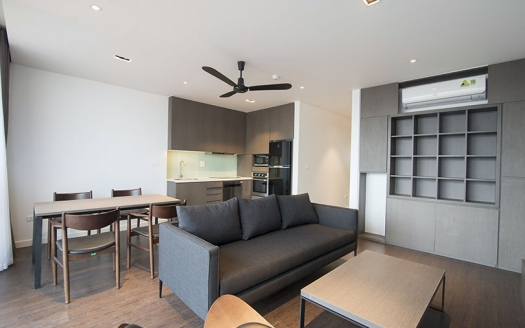 Brand new apartment in Xuan Dieu, 2 bedrooms fully furnished