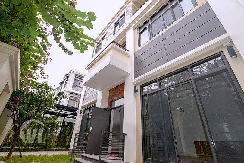 222 Brand-new house to rent in Starlake compound Hanoi