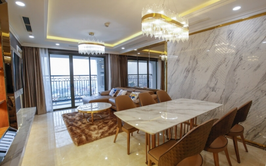 Charming 3 bedroom apartment in D'le Roi Soleil Tay Ho