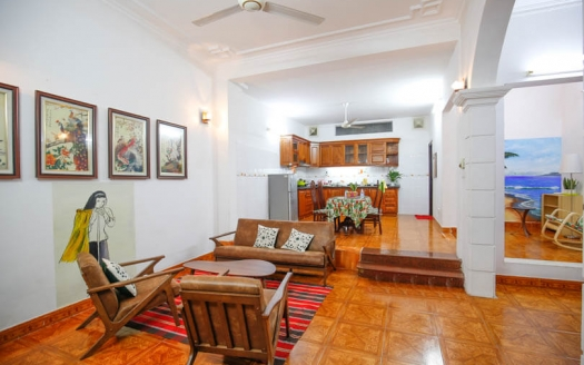 Cozy 4 bedroom house in Dang Thai Mai Hanoi