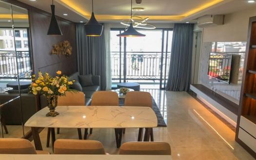 D'le Roi Soleil 3 bedroom apartment, Xuan Dieu street Tay Ho