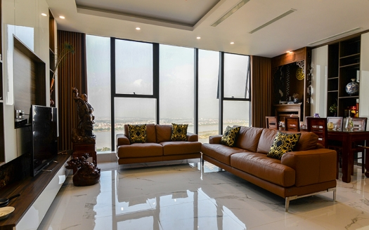 Duplex 4 bedroom apartment in Sunshine City with gorgeous view