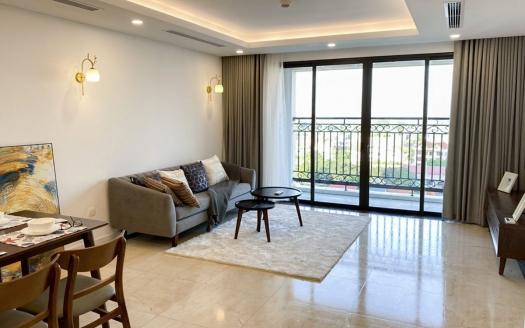 Elegant 2 bedroom apartment in Dle Roi Soleil Tay Ho